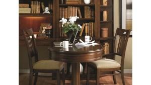 Hooker Furniture Cherry Creek Home Office Desk Wall Set In