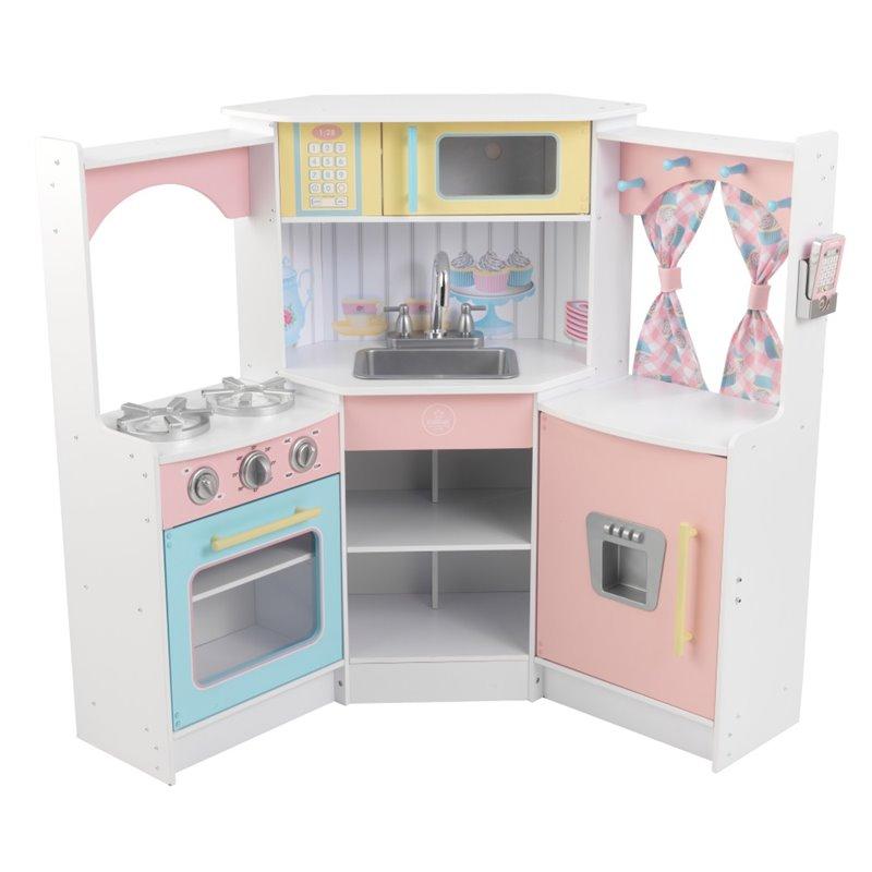 Kidkraft Corner Play Kitchen Novocom Top
