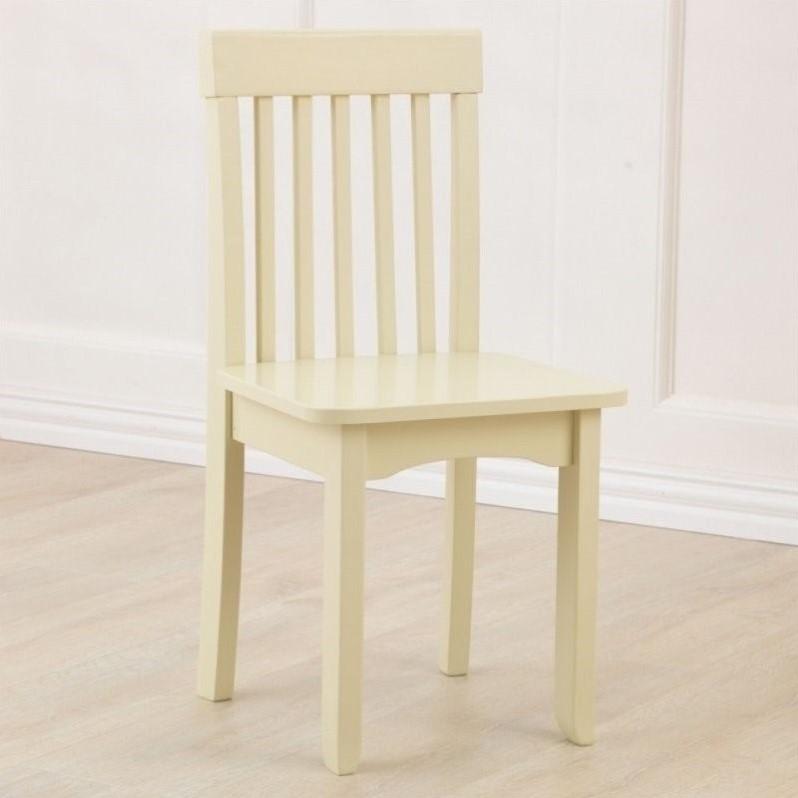 kidkraft avalon chair inglesina fast table seating in vanilla 16634