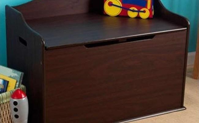 Kidkraft Austin Toy Box In Espresso 14956