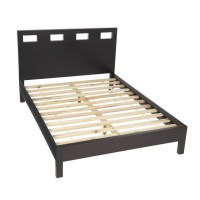 Modus Furniture Nevis Riva Profile Platform Bed 3 Piece