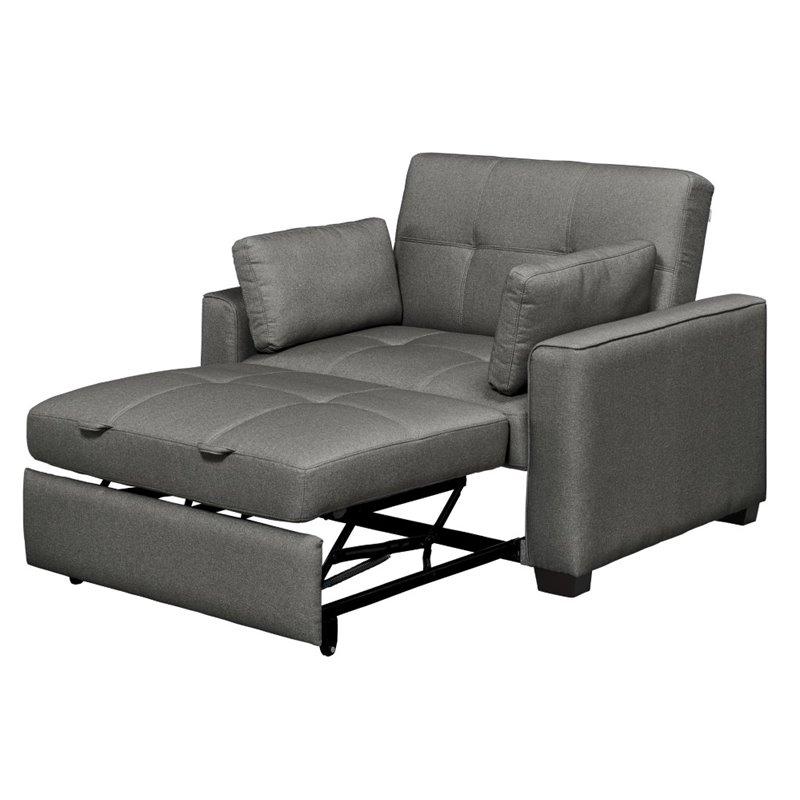 tempurpedic sleeper sofas brown leather sofa covers bed twin size serta gunny dream convertible ...