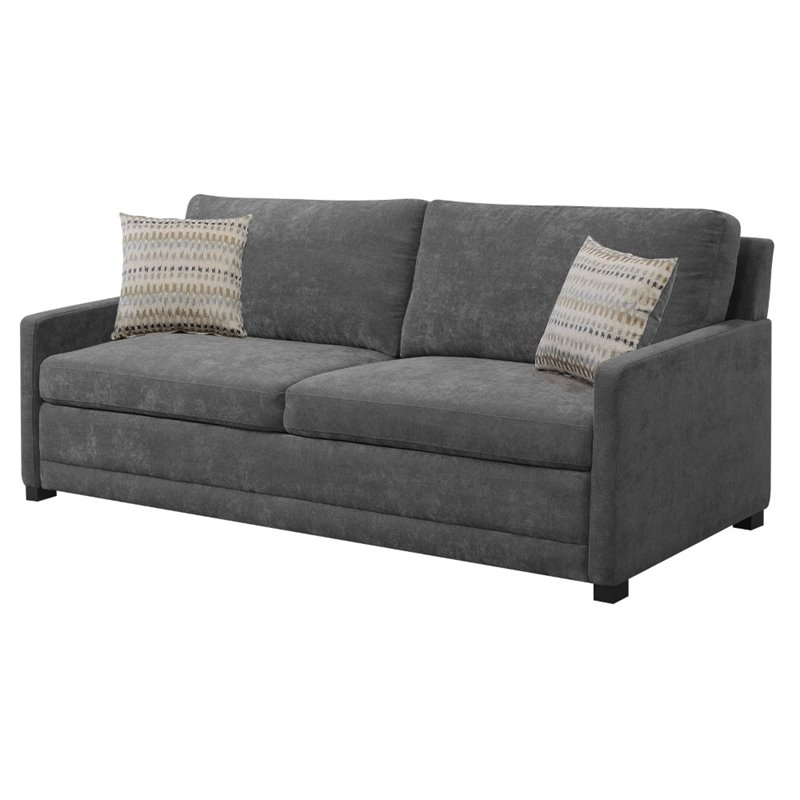 sabrina sofa berwick serta convertible in gray sasbsqsp3mu4191