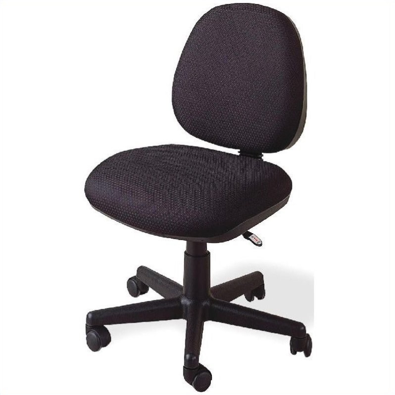cloth office chairs gold chair covers with black sash coaster fabric task 4200