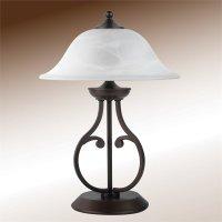 Coaster Casual Table Lamp in Dark Bronze - 901207