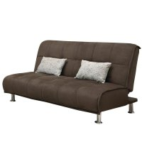 Coaster Transitional Styled Sofa in Brown - 300276