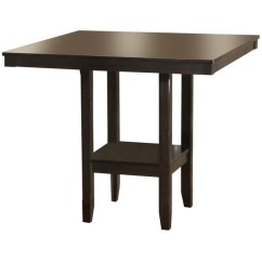 Counter Height Kitchen Tables Round Glass Table Hillsdale Arcadia Square Casual Dining ...