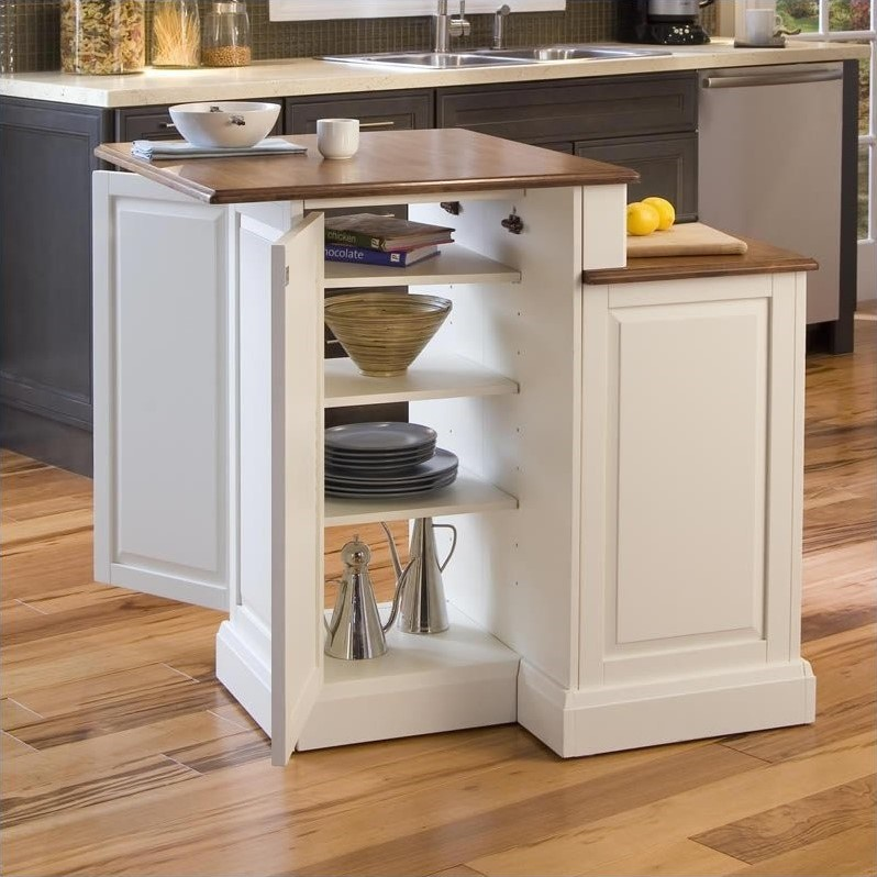 kitchen island stool lowes appliances two tier and stools set in white oak 5010 948