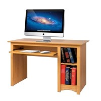 Wood Computer Desk | at the galleria