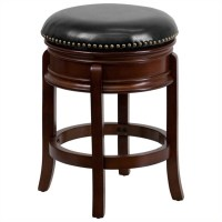 """Flash Furniture Backless 24"""" or 29"""" Counter Height Cherry"""