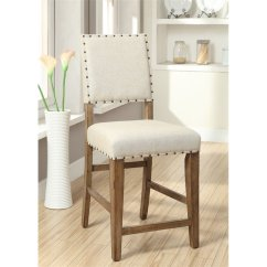 Spiers Sofa Review Faux Leather Corner Uk Zoe S Furniture Of America Spier 24 5 Counter Stool In Wood Set