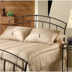 Brown Accent Chairs Harry Bertoia Chair Hawthorne Collections Full Queen Metal Spindle Headboard In Dark - Hc-9761-14856