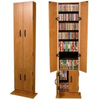 Venture Horizon Promo CD DVD Media Storage Cabinet | eBay