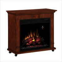 Classic Flame Chimney Free-Standing Electric Fireplace | eBay