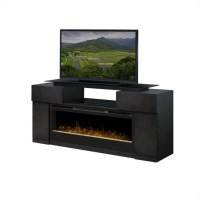 Dimplex Concord Electric Fireplace Entertainment Center TV ...