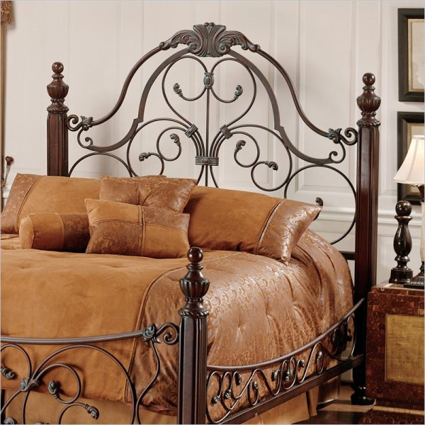 Metal Headboards for King Size Beds