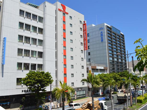 沖繩那霸紅色星球, 那霸 - 比較優惠