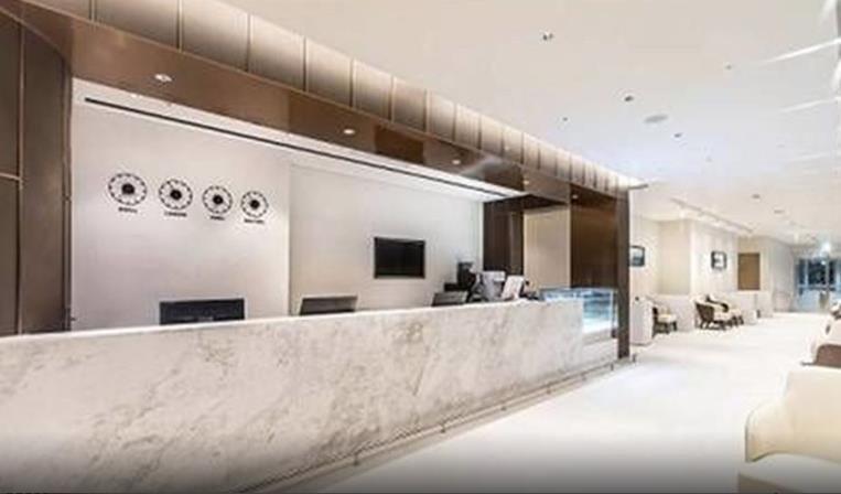 仁川機場2號航站樓過境酒店,等於七點多就要到機場,三個全攤開不是問題。 我想起在今年二月到韓國時,電視, 仁川 - 比較優惠