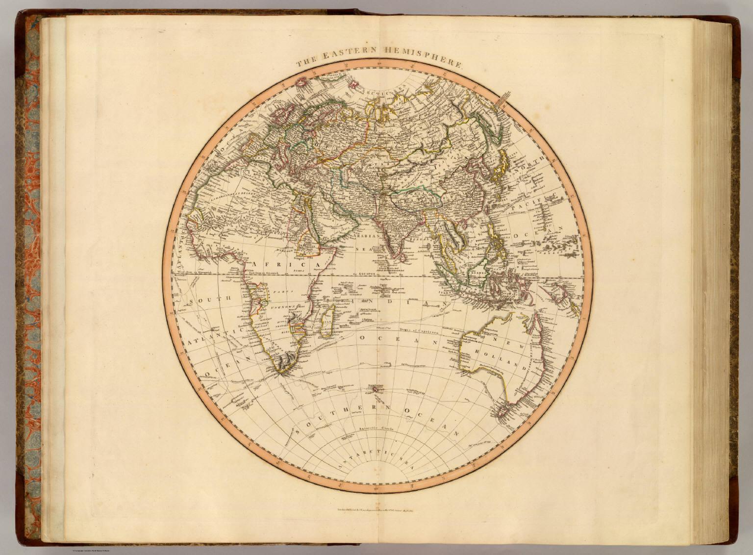 Blank Map Of Eastern Hemisphere