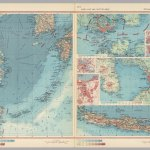 South China Sea South East Asia Selected Areas Pergamon World Atlas David Rumsey Historical Map Collection