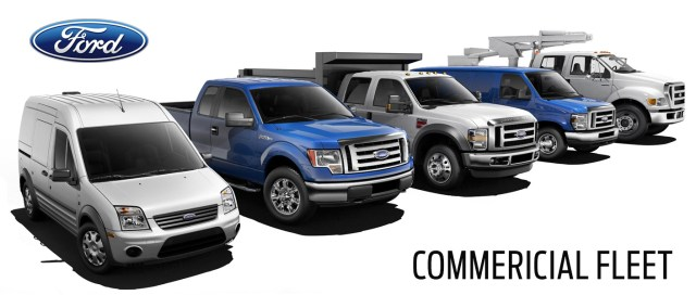 Ford Commercial Trucks 2015 Ford Commercial Trucks in