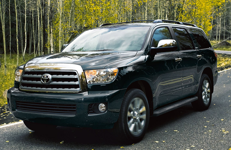 Image Result For  Toyota Sequoia