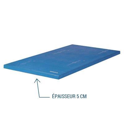 tapis de gym epaisseur 5 cm dima