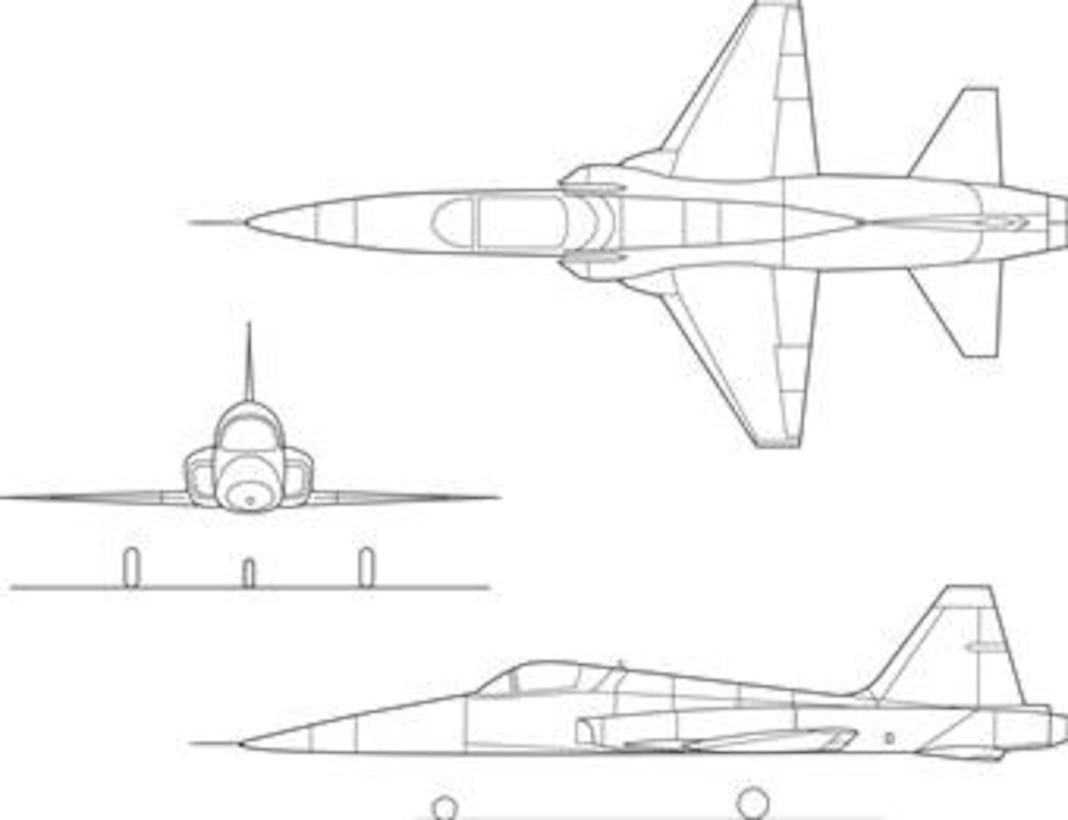 F 5 Freedom Fighter