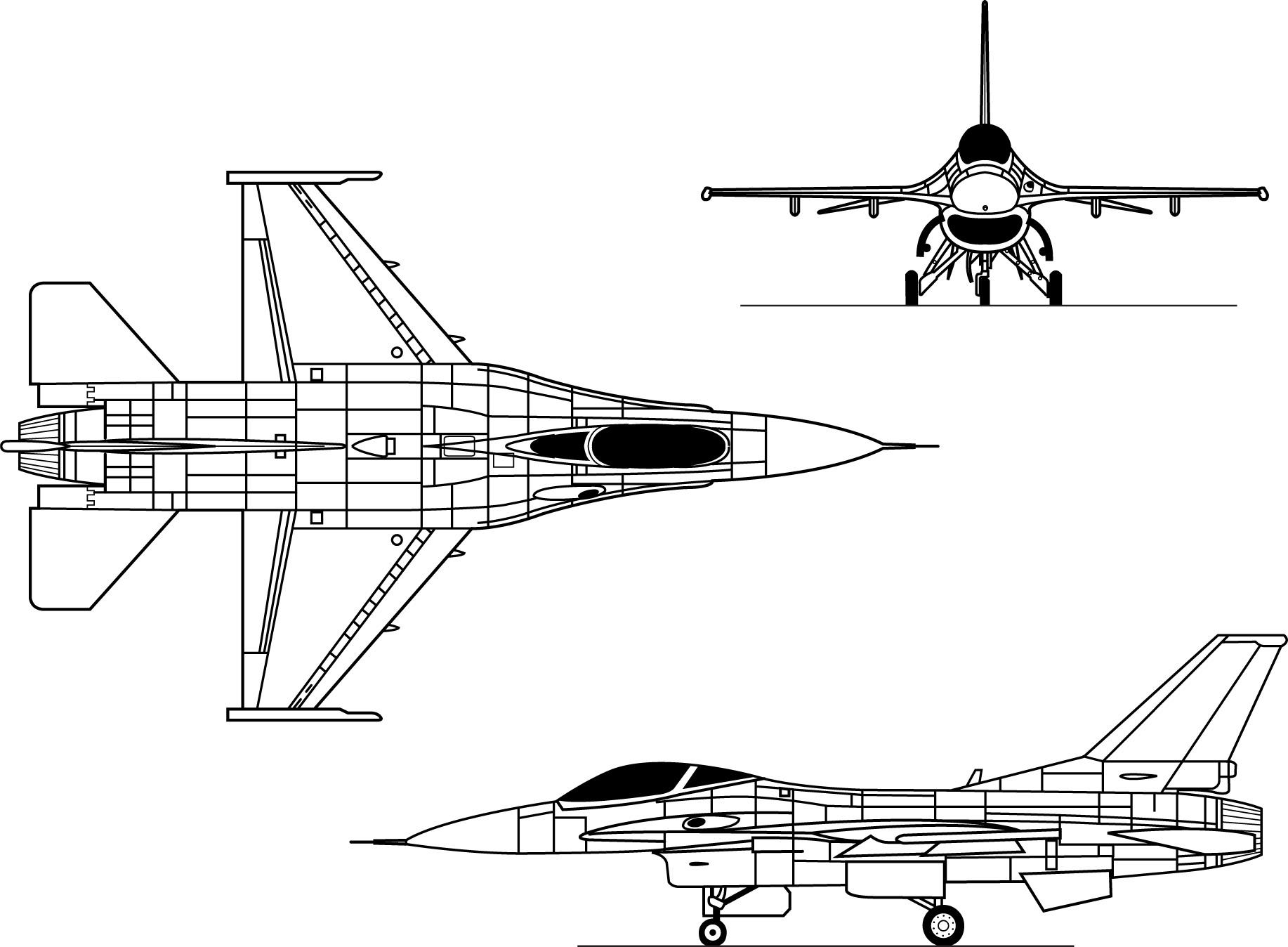 F 16a Fighting Falcon