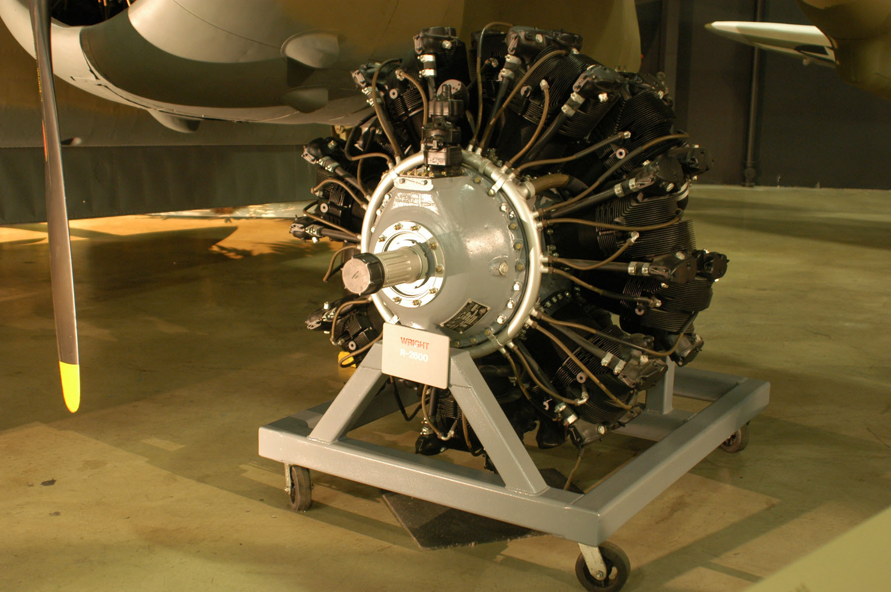 Force Engine Carburetor Diagram Wright R 2600 13 Gt National Museum Of The United States