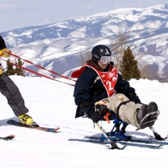 Wheelchair Skiing Extra Large Folding Chairs Photos