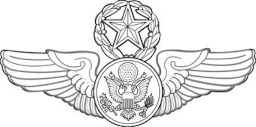 Chief Enlisted Aircrew badge