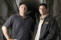 Ghost Hunters Track Unexplained Wright