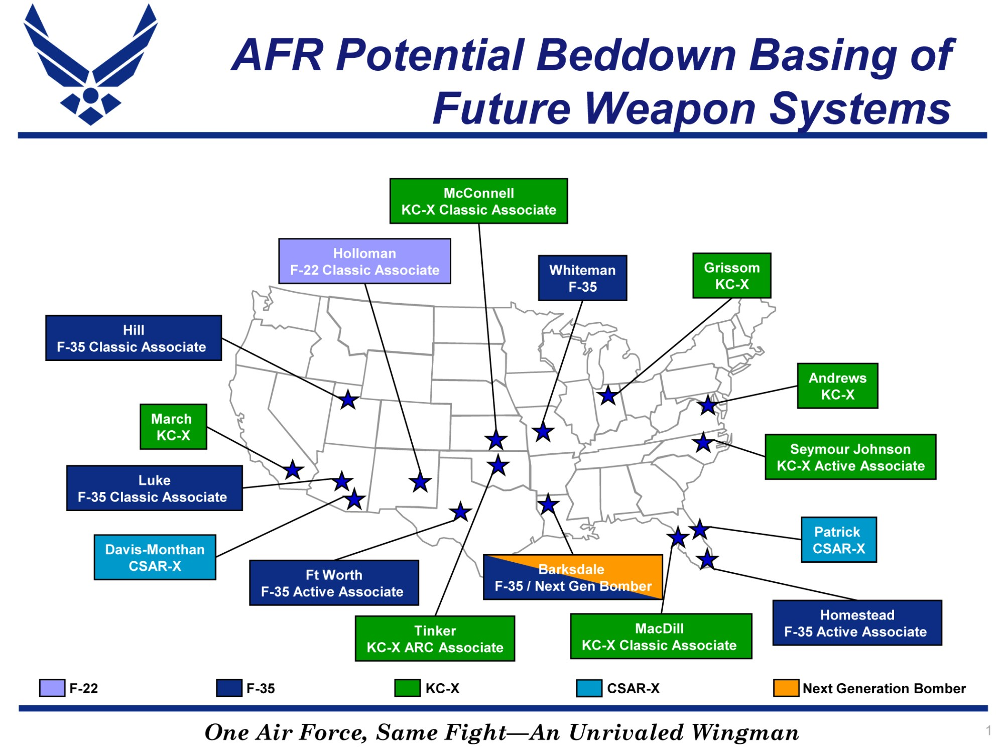 hight resolution of homestead named as potential candidate for f 35 lightning ii