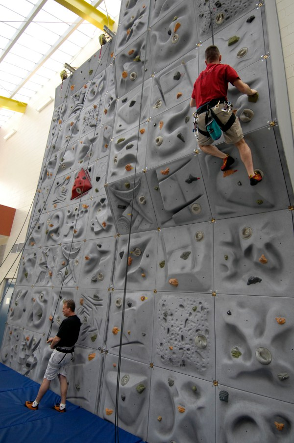 Climbing Heights Sports And Fitness Center Hanscom Air Force Base Article Display