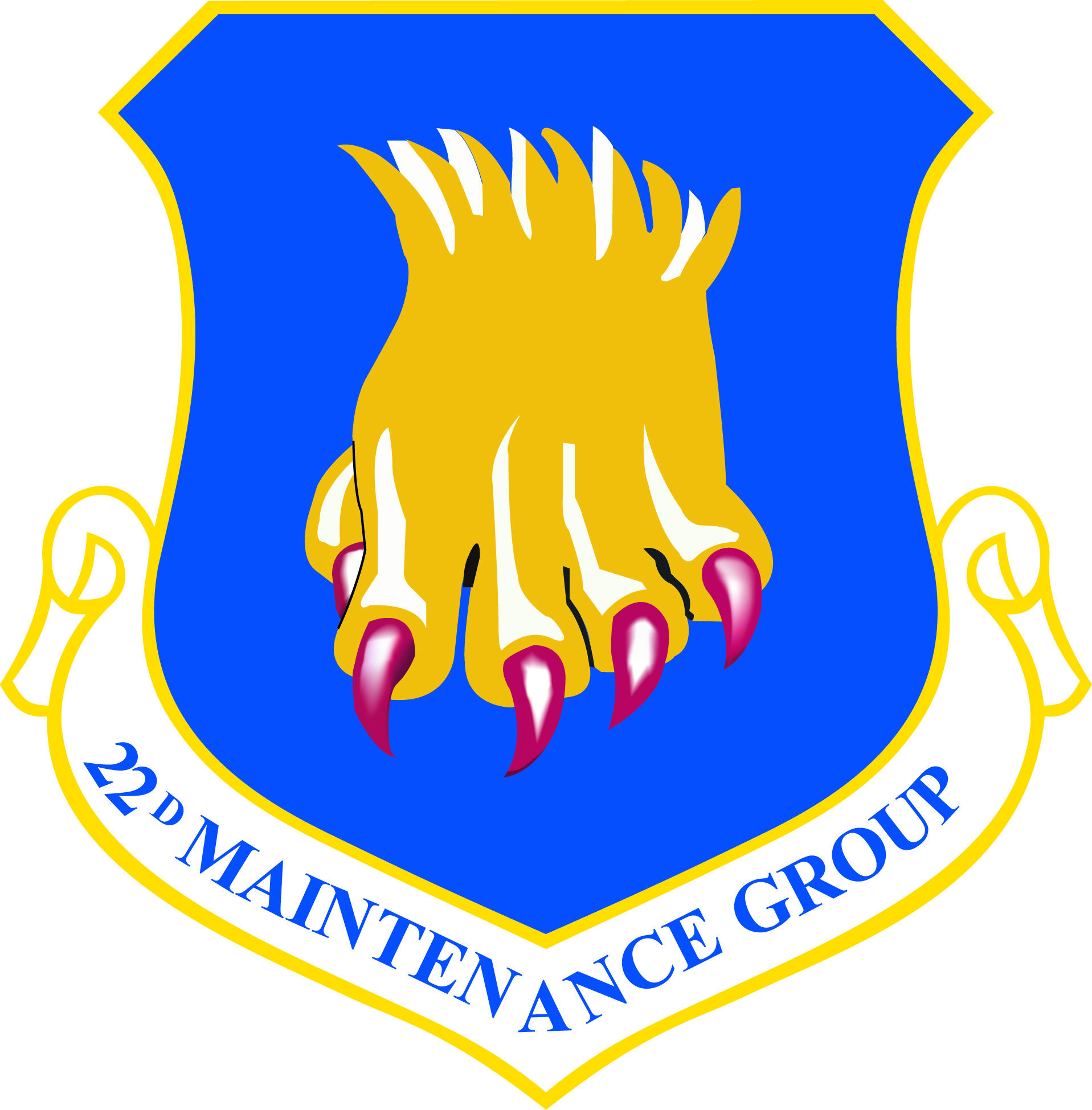 22nd maintenance group mcconnell