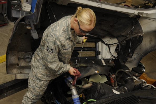 Selfridge Airmen Aid in Alternative Fuels Revolution  127th Wing  Article Display