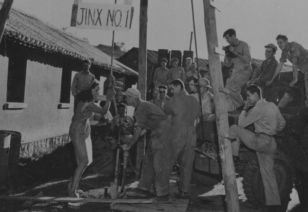Jinxed in the CBI - The Oregon Guard and the USO in WWII ...