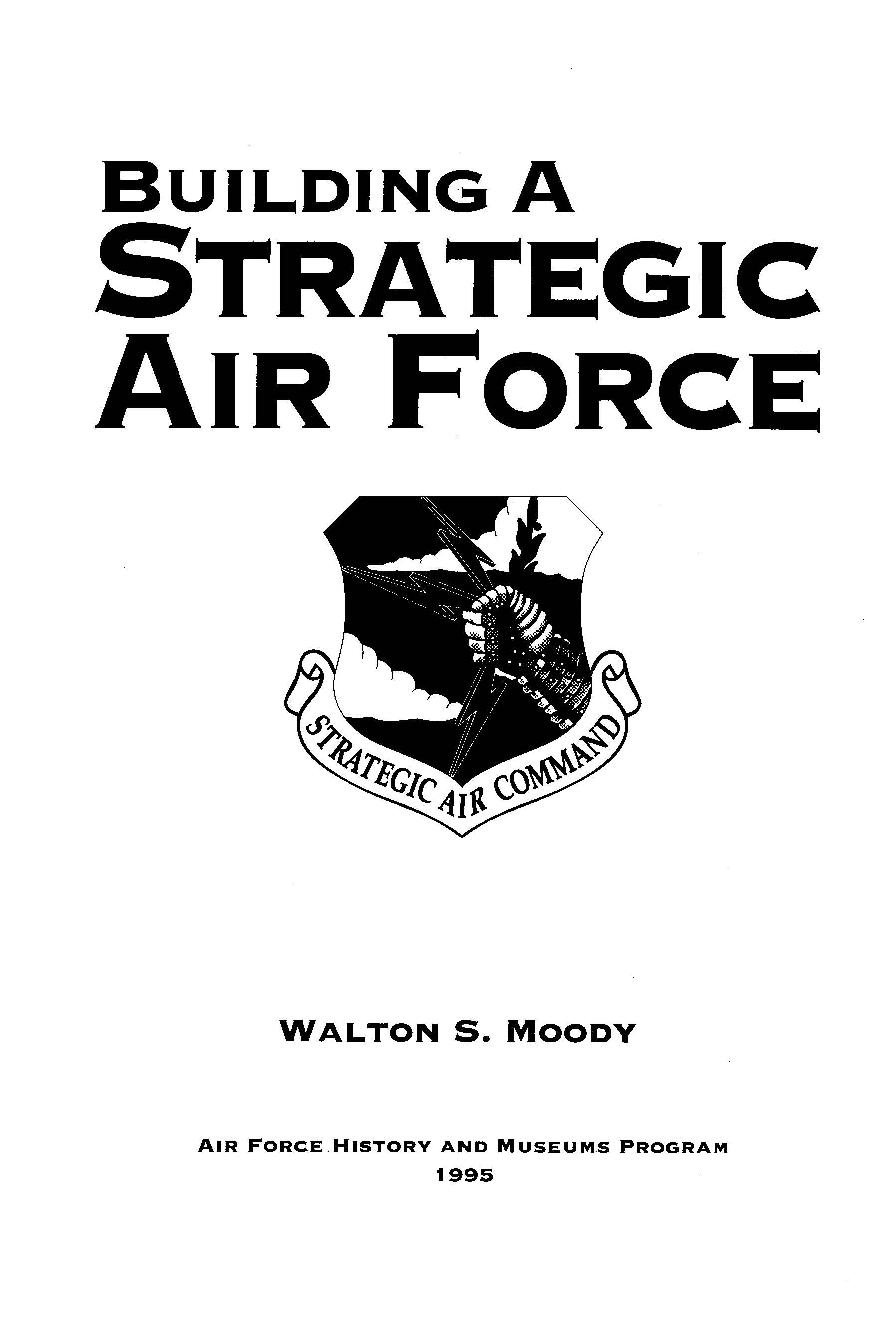 The Us Air Force During The Cold War Gt Air Force