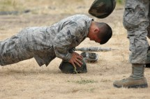 Air Force Medic Training