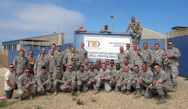 2012 Deployment for Training San Clemente Island  102nd