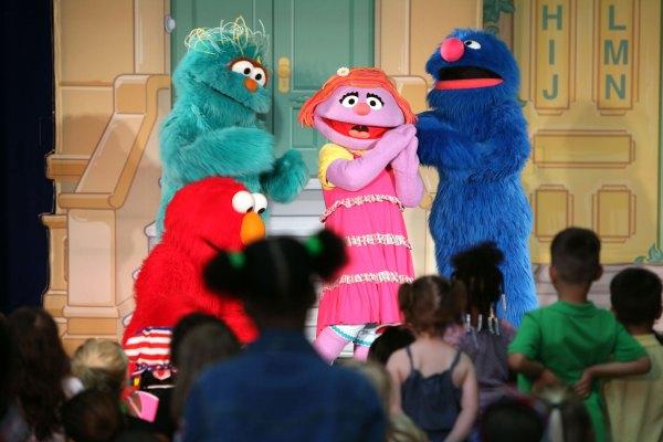 Sesame Street Air Fast - Year of Clean Water