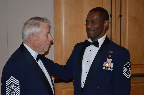 Chief Gaylor inspires at quotAlamo Wing39squot second annual