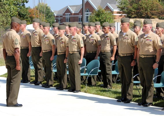 Sergeants Course Equips Marines To Lead In Changing