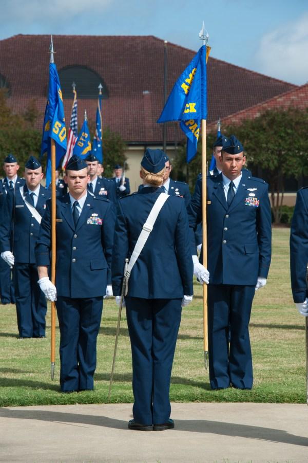 Officer Training School Graduates Total Force Class