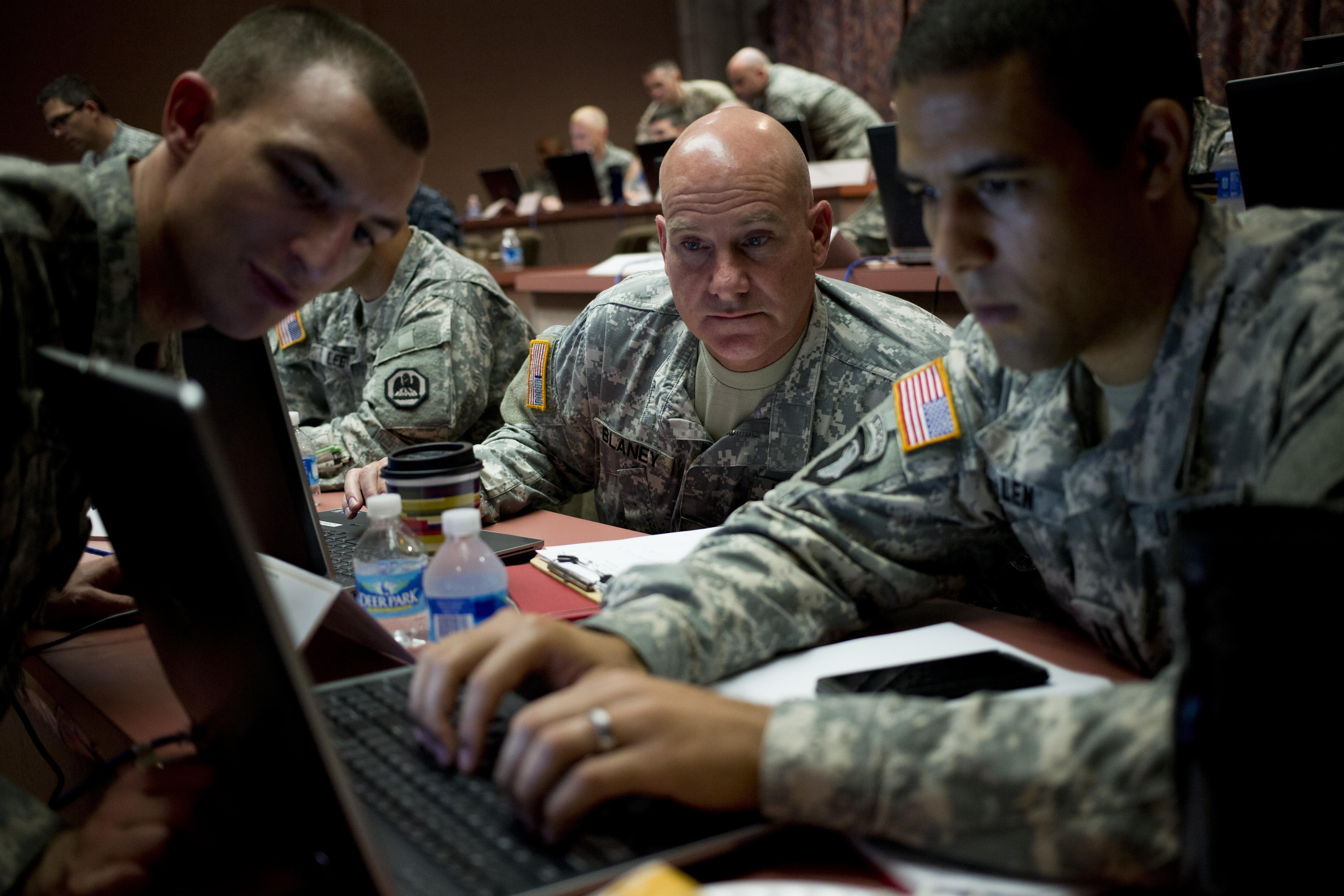 Internal DoD Effort Focuses on Individual Cybersecurity Responsibility  US DEPARTMENT OF