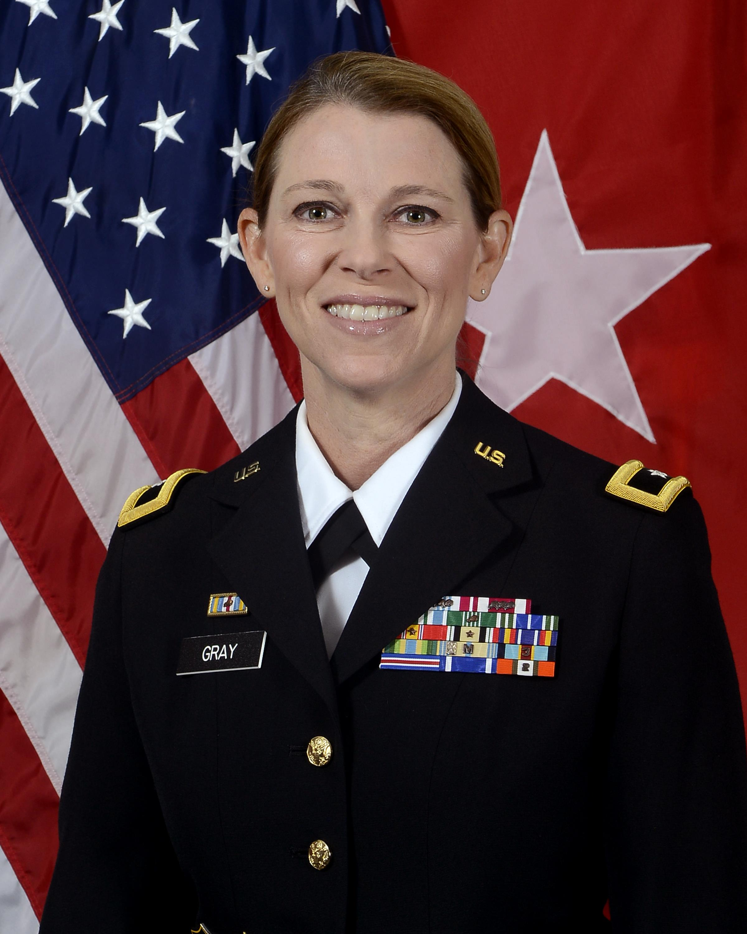 Brigadier General Lee Gray  US Army Reserve  Article View