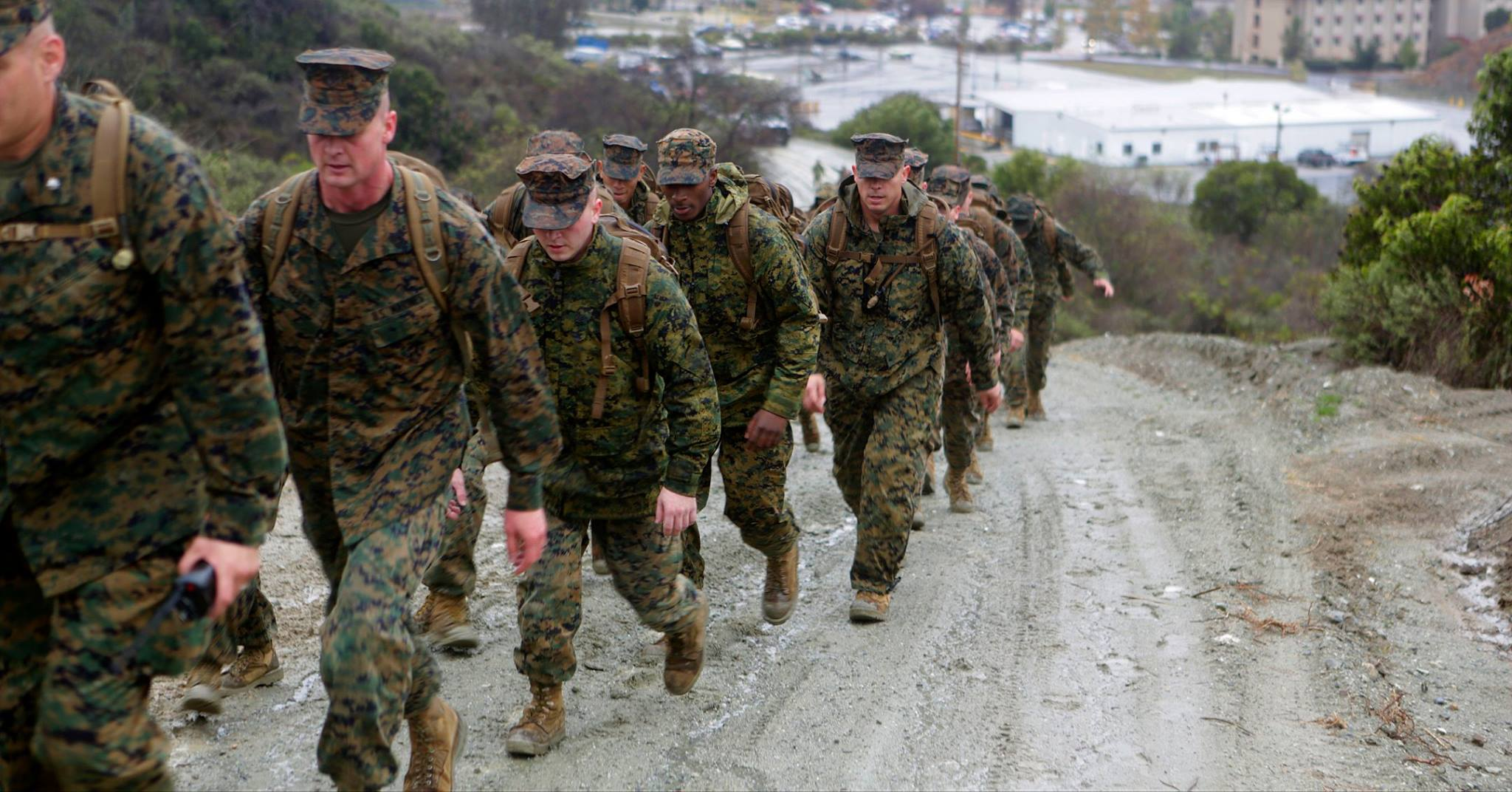 Marines Conduct Back In The Saddle Training Gt Marine Corps