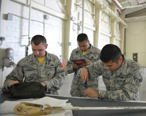 small resolution of wolf pack maintenance gives f 16 new wings