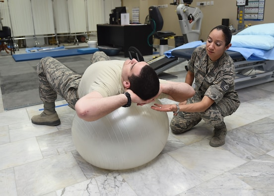 386th AEW gets physical therapy clinic  US Air Forces Central Command  News